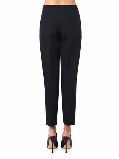 Issa Bailey stretch-wool pants