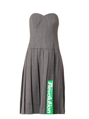 Junko lightweight wool dress