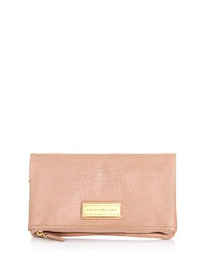 Too Hot to Party fold-over clutch