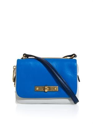 Goodbye Columbus mini cross-body bag