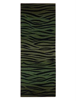 Tora zebra blanket scarf