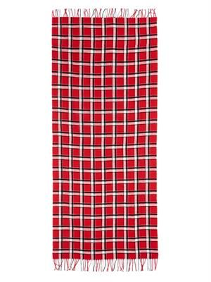 Toto plaid scarf