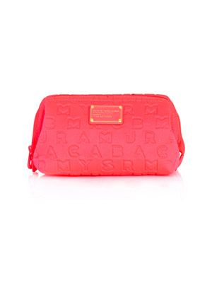 Dreamy neon Big Bliz make-up bag