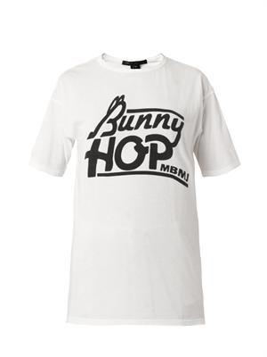 Bunny Hop-print T-shirt