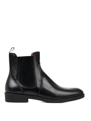Street Smart leather chelsea boots