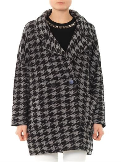 Marc by Marc Jacobs Terence Jacquard coat