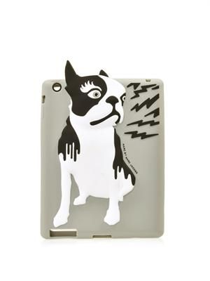 Olive dog iPad® case