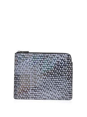 Lynne hologram tablet case