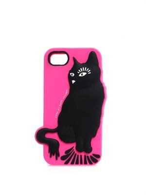 Rue cat iPhone® 5 case