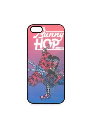 Fergus Bunny Hop hologram iPhone® 5 case