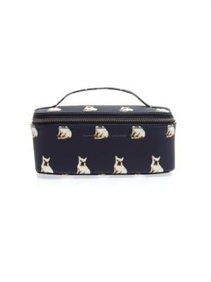 Jet Set Pets cosmetic bag