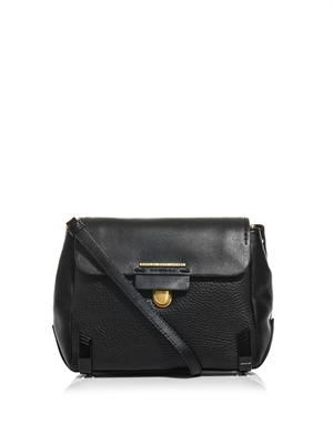 Sheltered cross body bag