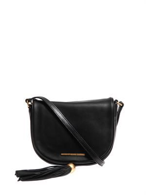 Hincy cross-body leather bag