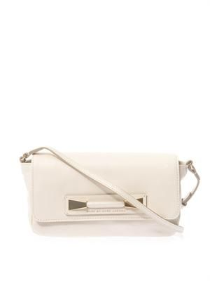 Femme Fatale leather cross-body bag