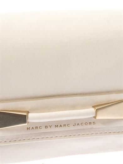 Marc by Marc Jacobs Femme Fatale leather cross-body bag