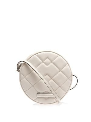 Shape Up Jackson quilted shoulder bag
