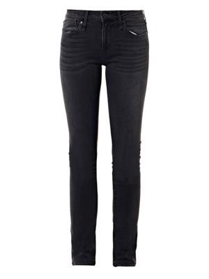 Lou mid-rise skinny jeans