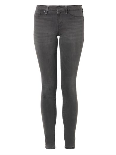 Marc by Marc Jacobs Stick mid-rise skinny jeans