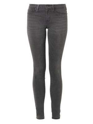 Stick mid-rise skinny jeans
