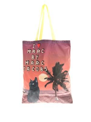 Jet Set Pets beach tote