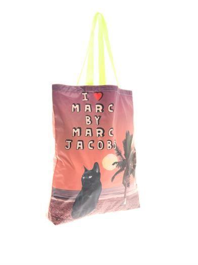 Marc by Marc Jacobs Jet Set Pets beach tote