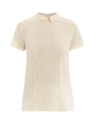 Bowery collar top