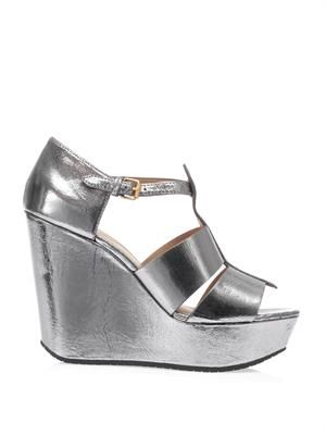 Dalina wedge sandals