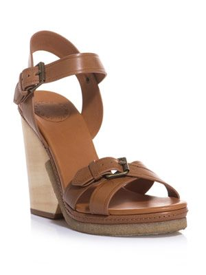 Buckle up wooden wedges