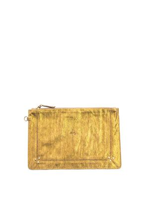 Popoche metallic clutch