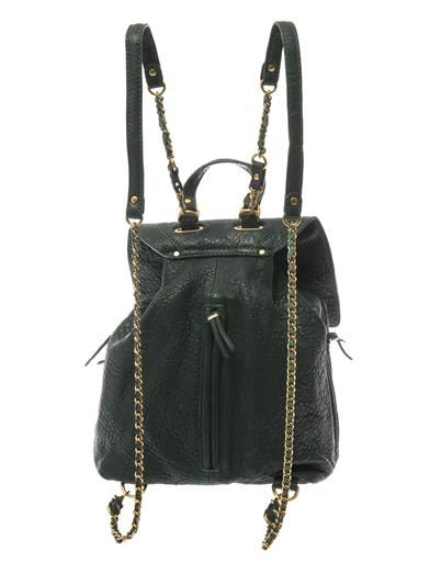 Jérôme Dreyfuss Florent grained-leather backpack