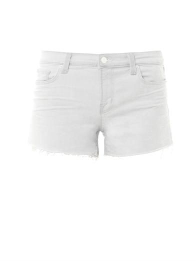 J Brand E403 Skyway mid-rise shorts
