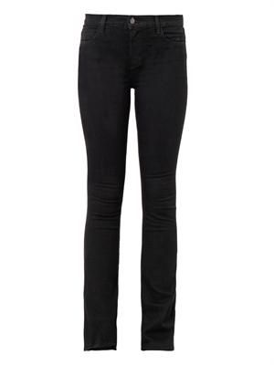 Remy Photo Ready high-rise boot-cut jeans