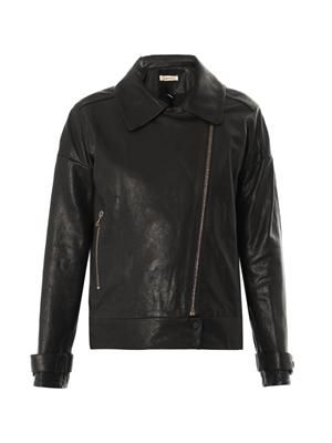 Durham leather jacket