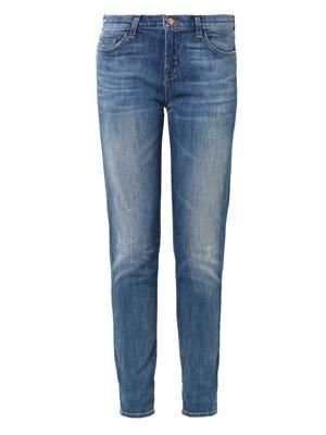 Jake mid-rise slim boyfriend jeans