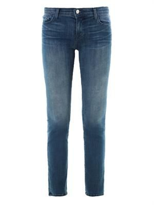 Photo Ready 811 mid-rise skinny jeans