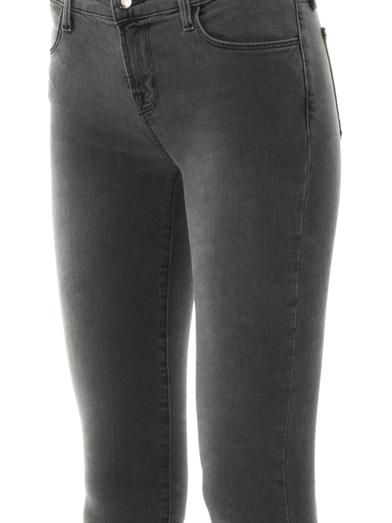 J Brand 620 Photo Ready mid-rise skinny jeans