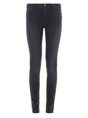 620 Stocking mid-rise skinny jeans