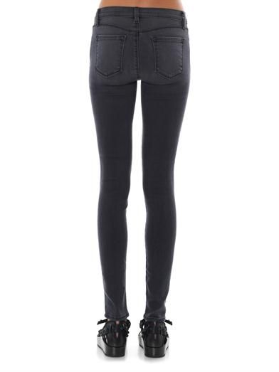 J Brand 620 Stocking mid-rise skinny jeans
