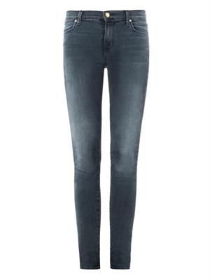 624 Photo Ready Stacked mid-rise skinny jeans