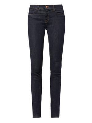 Jess high-rise skinny jeans