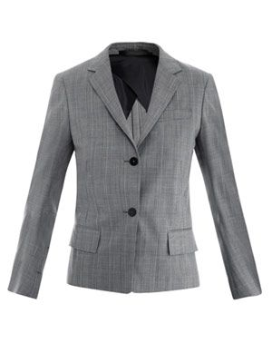 Nimoy Glen check jacket