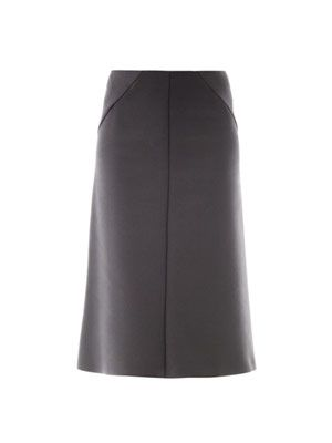 Poesia pleated skirt