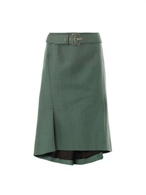 Rhodes macro-canvas skirt