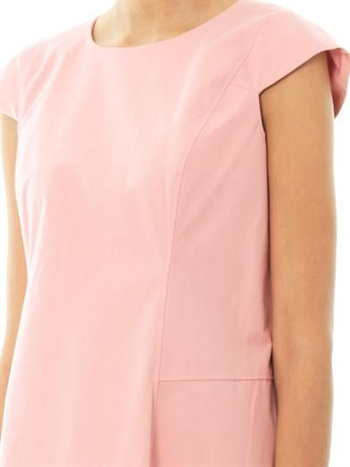 Jil Sander Revoir cotton dress