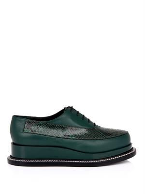 Rivera leather brogues