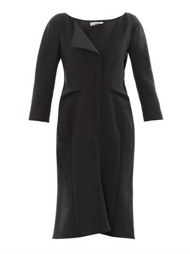 Jil Sander Romance Techno Couture dress