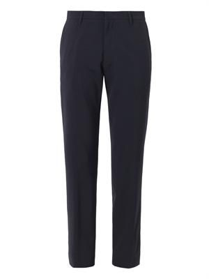 Paolo straight-leg trousers