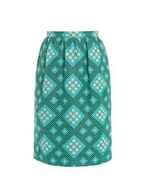 Roselyn cotton skirt