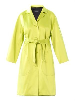 Karlie trench coat