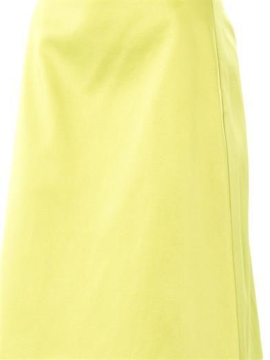 Jonathan Saunders Alette A-line skirt
